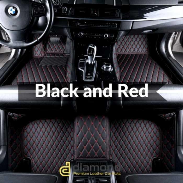 Luxury Made To Order Car Floor Mats Diamond Car Mats