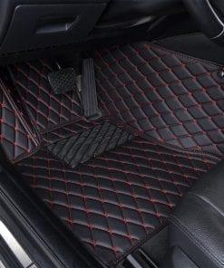 luxury car floor mats