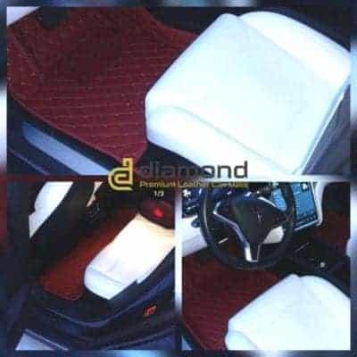 Diamond Car Mats